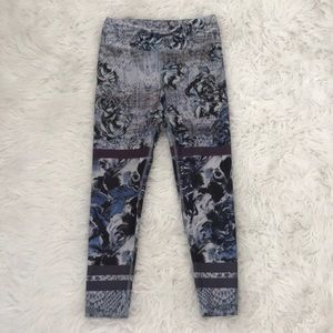 Printed Leggings | evolution and creation action